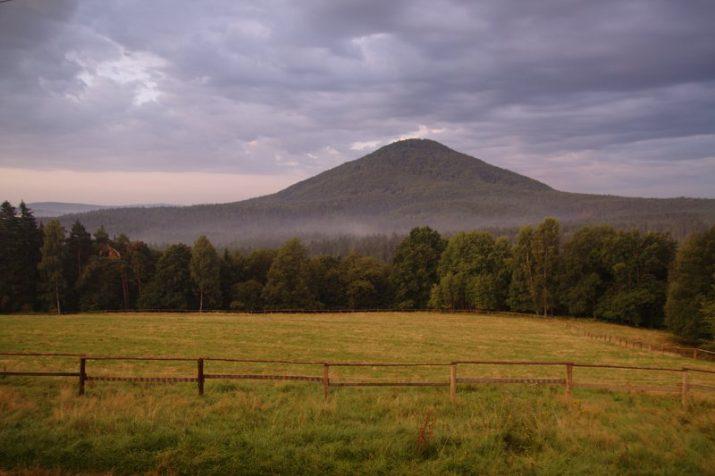 Ruzovsky vrch, NP Ceske Svajciarsko, August 09