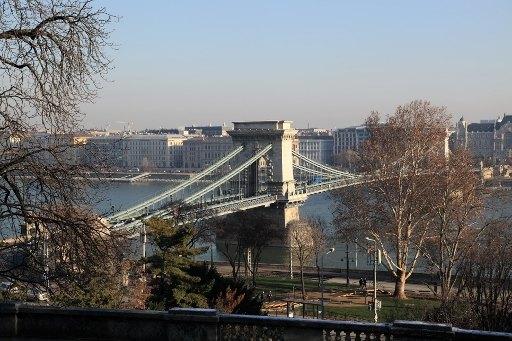 Széchenyiho reťazový most